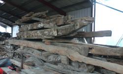 Oak Beams Unfinished