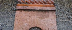 Path edgings (Terracotta and Staffordshire)