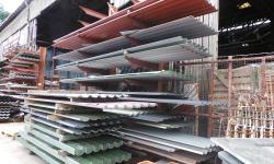 Profile sheeting