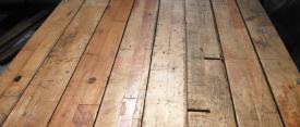 Junkers beech flooring